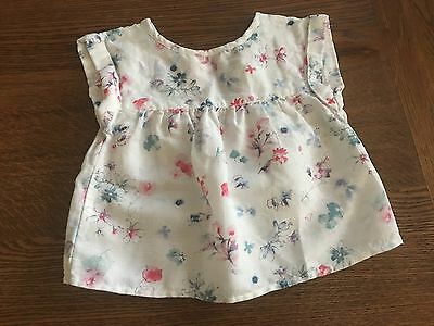 Baby Girl Blouse From Next 9-12 Months