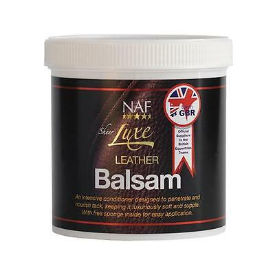 New NAF Sheer Luxe Leather Balsam 400g Must See Fab Product