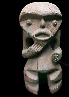 Old Tribal Mambila Figure      -----Cameroon BN 11