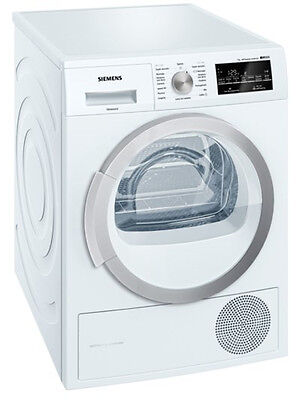 Siemens WT47W467IT Free-standing Loading frontal 7kg In White asci
