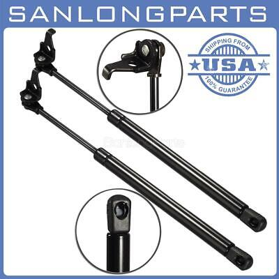2pcs Front Hood Gas Charged Lift Support Fits 1997-2001 Toyota Camry 4326