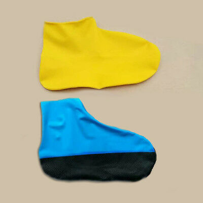Waterproof Shoe Cover Anti-slip Rain Boot Motorcycle Bike Cycling Overshoe Hot