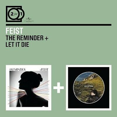Feist - Reminder/Let It Die [New CD] Holland - Import