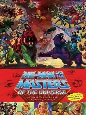 He-man and the Masters of the Universe by James Eatock Hardcover Book