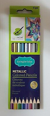 Coloured Pencils ( Metallic)