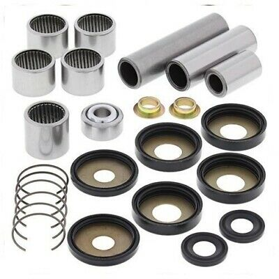 Shock Linkage Kit + Lower Shock Bearing for Suzuki RM250 1993 1994 1995