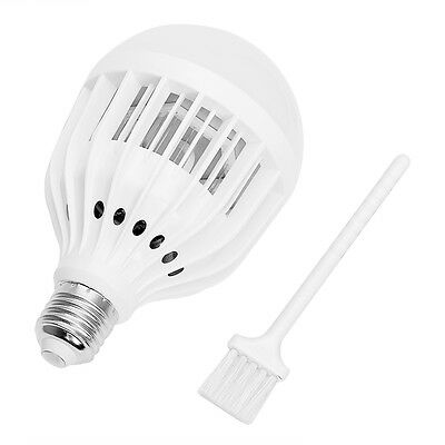 1x 10W E27 Light With Clean Brush Anti-mosquito Lamp LED Bulb Super Bright 2017