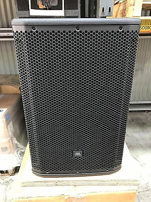 JBL SRX812P - 2000W Powered 2 Way PA Speaker with DSP & Ethernet HiQnet Control