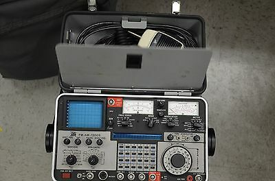 Single Owner IFR FM/AM 1200S Communications Service Monitor SPECTRUM ANALYZER