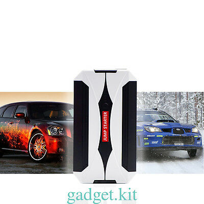 82800mAh Power Bank Portable Car Jump Starter Pack Booster Battery Charger GY