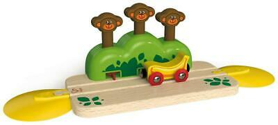 Monkey Pop-Up Track - Hape