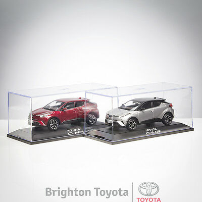 New Official Toyota merchandise CHR Model CAR 1: 30  Part TOTMCHR014