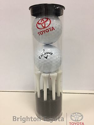 New Official Toyota Merchandise Calloway Golf Pack  Part TMTOY016CP