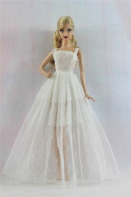 Fashion Royalty Princess Dress/Clothes/Gown For Barbie Doll S522U