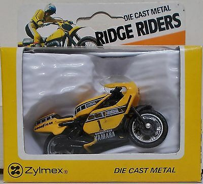Zylmex - Ridge Riders, - Yamaha - Diecast Metal, With Some Plastic Parts.