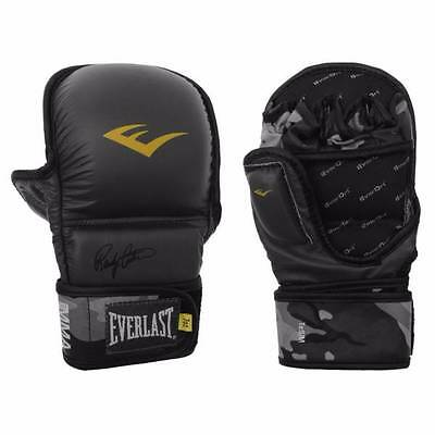 Everlast MMA Randy Couture Training Gloves Small / Medium Sizing Brand New