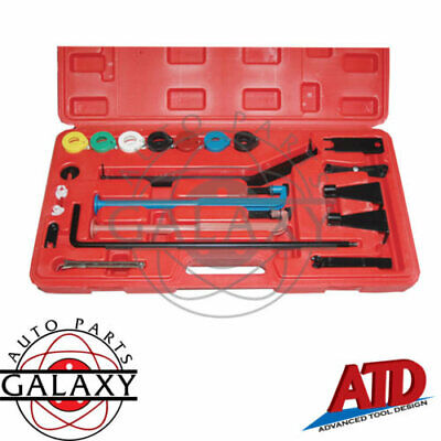 ATD 21 Piece Master Disconnect Tool Set Use on AC Trans Cooler lines Fuel Lines