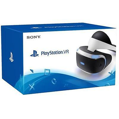 Sony PlayStation VR Headset for Sony Playstation PS4 BRAND NEW Virtual Reality