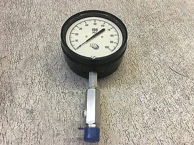 3D Instruments, Llc Gauge, Pn: 25504-23B51Sec, Silicone Fill, Gp500-2-316, Used