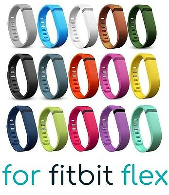 Replacement Wristband Bracelet Band Strap for Fitbit Flex Activity Tracker
