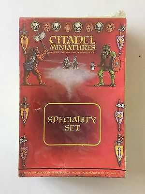 Games Workshop Citadel Miniatures Speciality Set Dungeon Monster Starter Set New