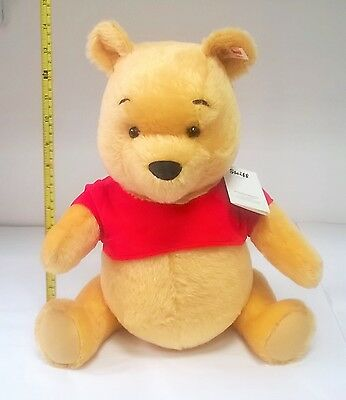 683213 Pooh Bear 50th Anniversary by Steiff