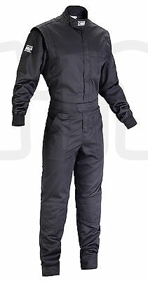 OMP Summer Mechanics Overalls (Colour: Black, Size: 44 EUR)