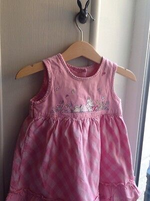 Mothercare Baby Girls Dress, Size 6-9 Months