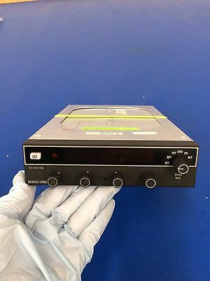 King KT-70 Mode S ATC Transponder GUARANTEED! P/N 066-01141-0101 (1216-125)