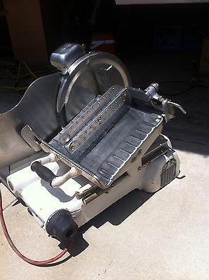Vintage Antique US Berkel Slicer