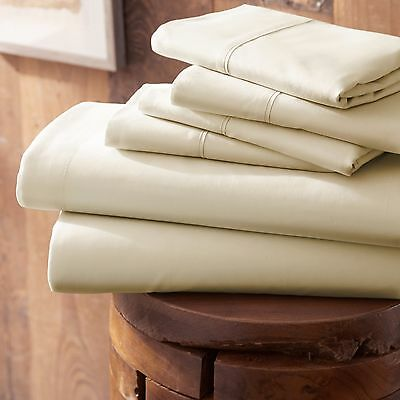 Home Collection Super Soft Luxury 6 Piece Bed Sheet Set - Spring & Summer Shades