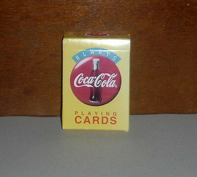 Coca Cola Playing Cards * 1994 * US Playing Card Co.