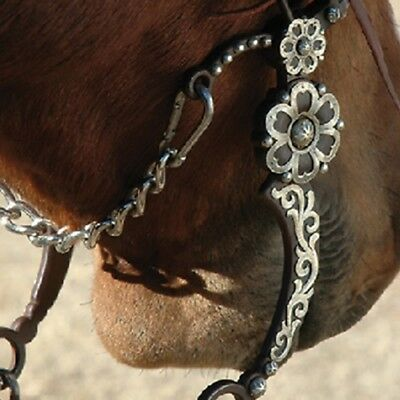 Classic Equine Hackamore Short Shank Gist Clover