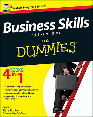 Business Skills All-in-One For Dummies by John Wiley & Sons Inc (Paperback, 201…