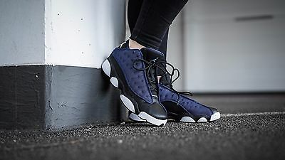 nike Air Jordan 13 Retro Low GS Brave Blue YOUTH GRADE SCHOOL SIZES 310811-407