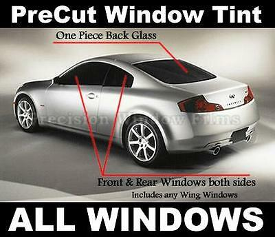 DIY PRECUT WINDOW TINT KIT | ALL MAKES MODELS AND YEARS| Warranty