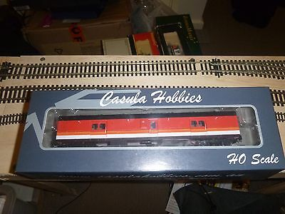 Casula Hobbies LHO Carriage