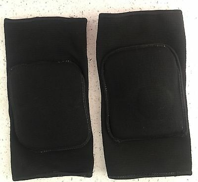 Knee Pads - Black Adult Medium  Same Day Post !! Other Sizes Avail