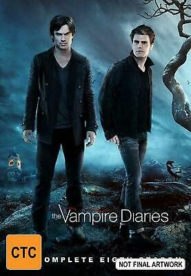 Vampire Diaries : Season 8 - DVD Region 4 Free Shipping!