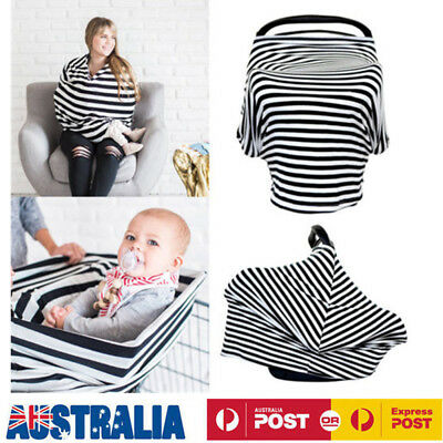 Elastic Baby Breastfeeding Covers Sunshade Nursing Scarf Clothes Wrap Maternity