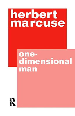 One-Dimensional Man, Good Condition Book, Marcuse, Herbert, ISBN 9780415074292