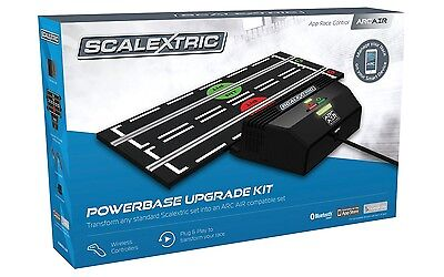 Scalextric C8434 Arc Air Powerbase Upgrade Kit *new* (Wh)