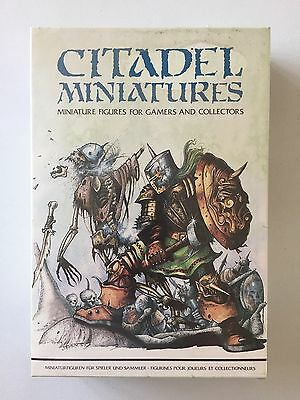 Games Workshop Citadel Miniatures Speciality Set 1 Warriors Of Chaos New Sealed