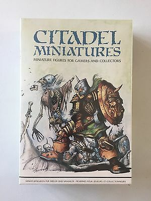 Games Workshop Citadel Miniatures Speciality Set Tom Meiers Lizard Warriors New