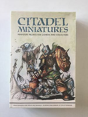 Games Workshop Citadel Miniatures Speciality Set Tom Meiers Troglodytes New