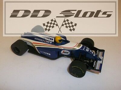 DD Slots Scalextric Williams Renault FW15C No2 C227  – Used 18758