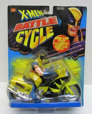 Toy Biz 43241 - X-Man Wolverine Bump & Go Battle Cycle
