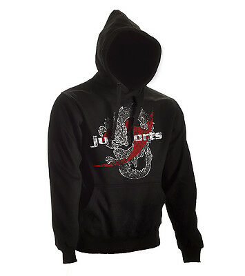 Ju-Sports Dark-Line Hoody Dragon schwarz