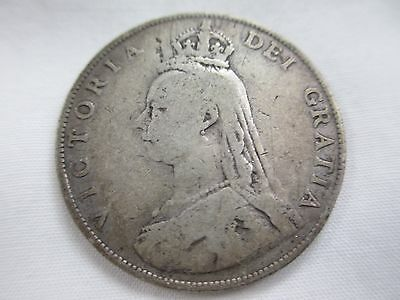 Great Britain 1887 Silver Florin- No Reserve