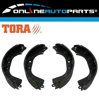 New Full Set Rear Brake Shoes Linings Pads Landcruiser 40 60 70 75 80 Series